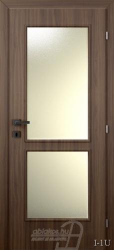 I1U beltéri ajtó minta