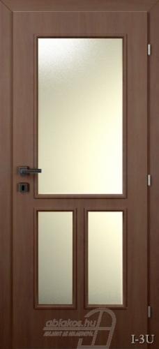 I3U beltéri ajtó minta