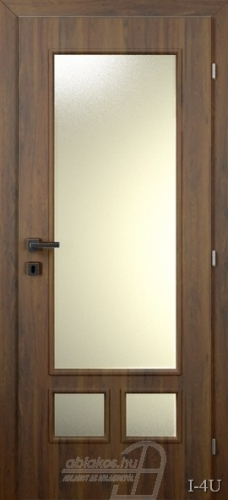 I4U beltéri ajtó minta