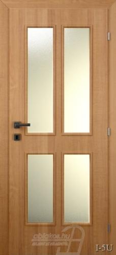 I5U beltéri ajtó minta