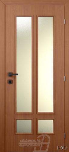 I6U beltéri ajtó minta