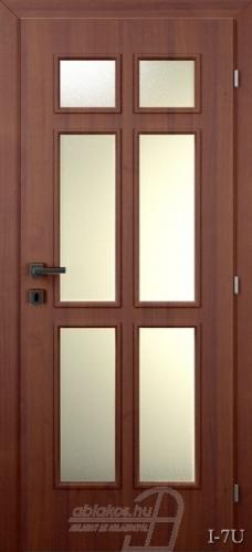 I7U beltéri ajtó minta
