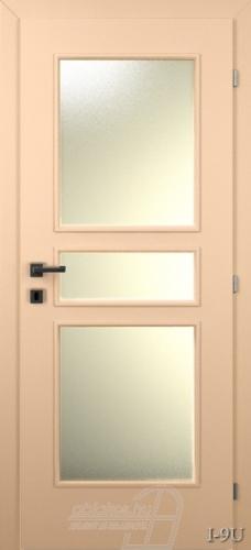 I9U beltéri ajtó minta