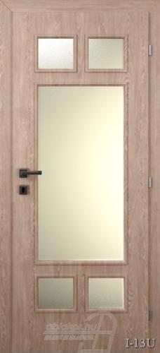 I13U beltéri ajtó minta