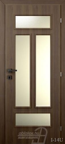 I14U beltéri ajtó minta