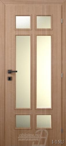 I15U beltéri ajtó minta