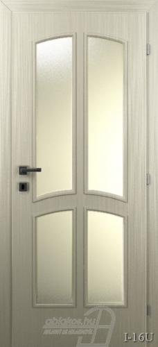 I16U beltéri ajtó minta