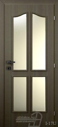 I17U beltéri ajtó minta