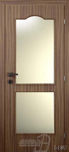 I18U beltéri ajtó minta