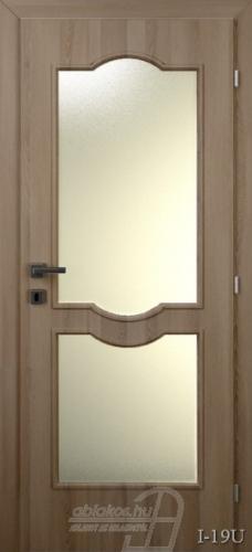 I19U beltéri ajtó minta