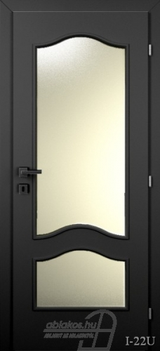 I22U beltéri ajtó minta