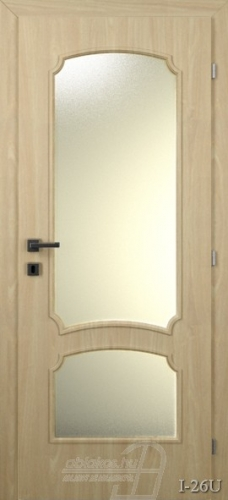 I26U beltéri ajtó minta