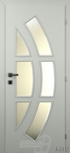 I31U beltéri ajtó minta