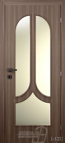 I32U beltéri ajtó minta