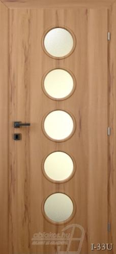 I33U beltéri ajtó minta