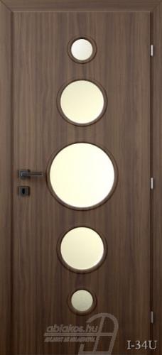 I34U beltéri ajtó minta