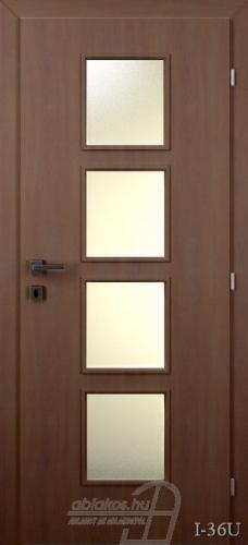 I36U beltéri ajtó minta