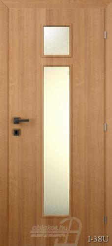 I38U beltéri ajtó minta