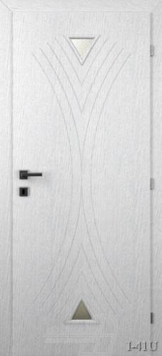 I41U beltéri ajtó minta