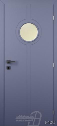 I42U beltéri ajtó minta