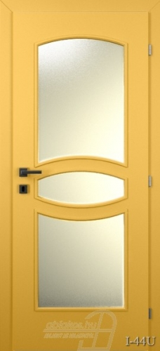 I44U beltéri ajtó minta