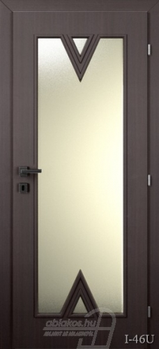 I46U beltéri ajtó minta
