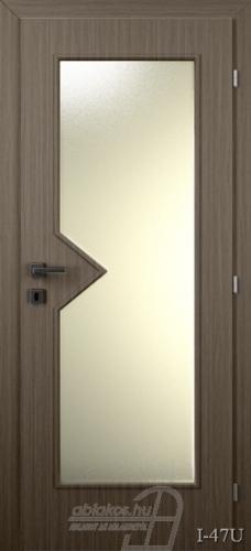 I47U beltéri ajtó minta