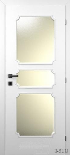 I51U beltéri ajtó minta