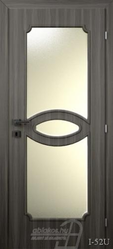 I52U beltéri ajtó minta