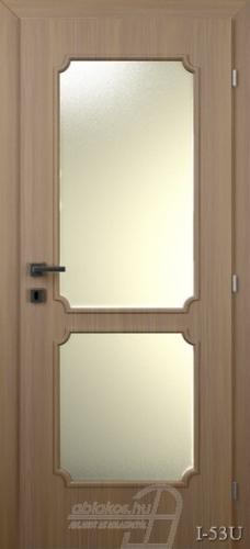 I53U beltéri ajtó minta