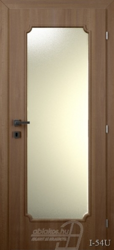 I54U beltéri ajtó minta