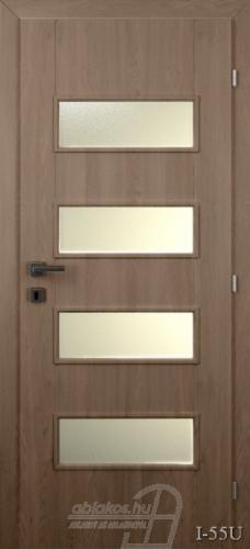 I55U beltéri ajtó minta