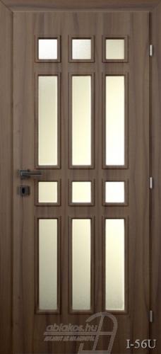 I56U beltéri ajtó minta