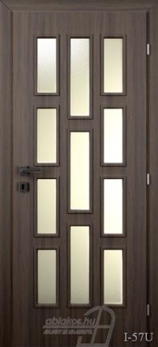 I57U beltéri ajtó minta