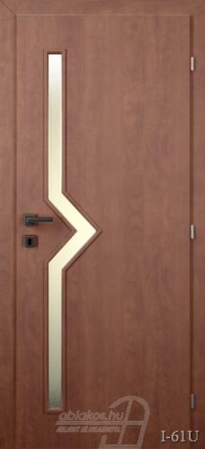 I61U beltéri ajtó minta