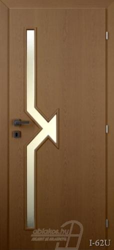 I62U beltéri ajtó minta