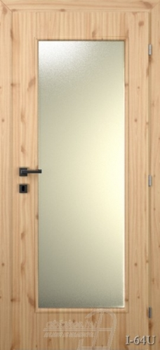IU beltéri ajtó minta
