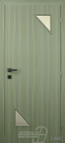 I66U beltéri ajtó minta