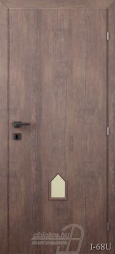 I68U beltéri ajtó minta