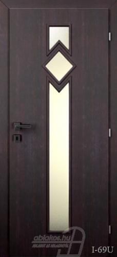 I69U beltéri ajtó minta