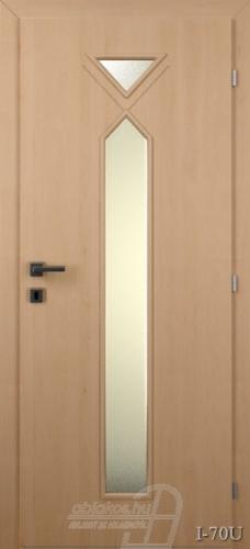I70U beltéri ajtó minta