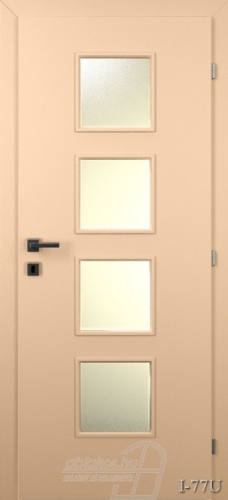 I77U beltéri ajtó minta