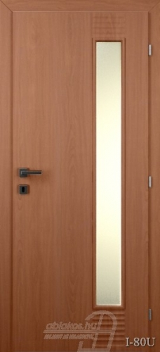 I80U beltéri ajtó minta