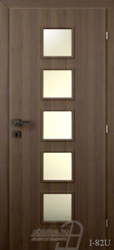 I82U beltéri ajtó minta