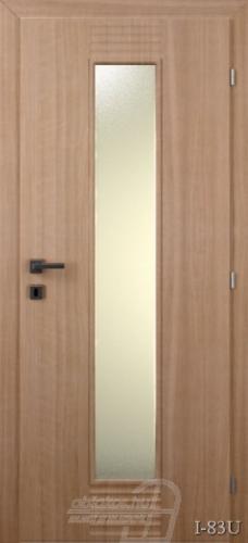 I83U beltéri ajtó minta