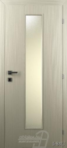 I84U beltéri ajtó minta