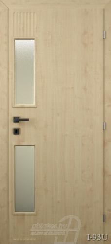 I93U beltéri ajtó minta