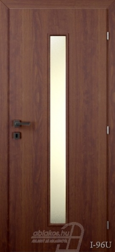 I96U beltéri ajtó minta