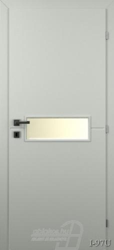 I97U beltéri ajtó minta