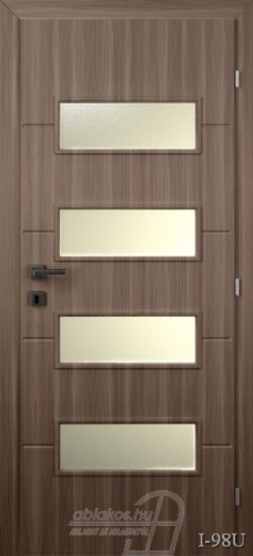 I98U beltéri ajtó minta